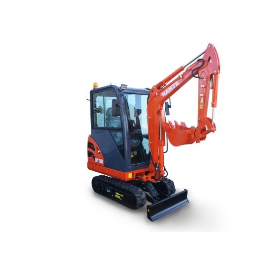 Miniexcavator Nante NT 1.8