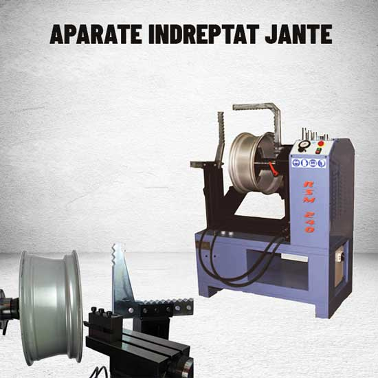 Aparate Indreptat Jante