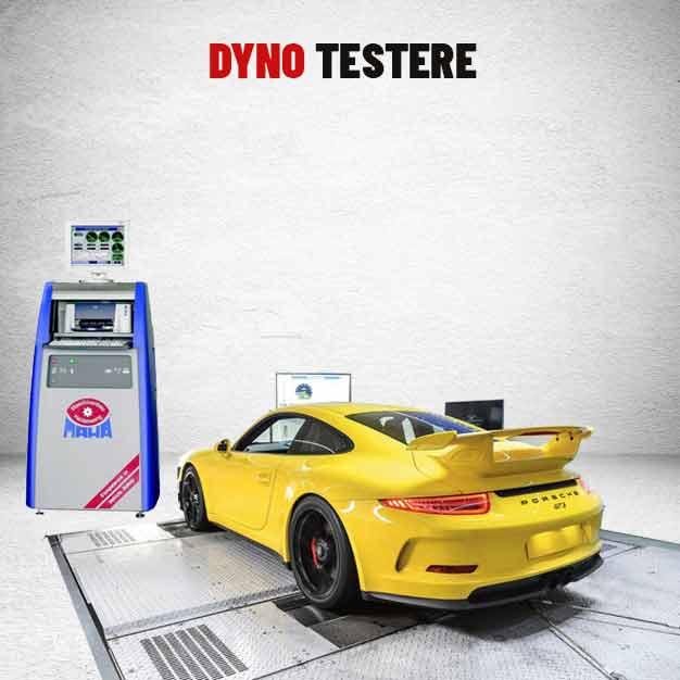 Stand testare putere dyno tester